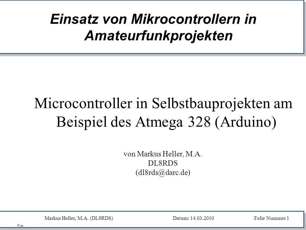 Markus Heller, M.A.