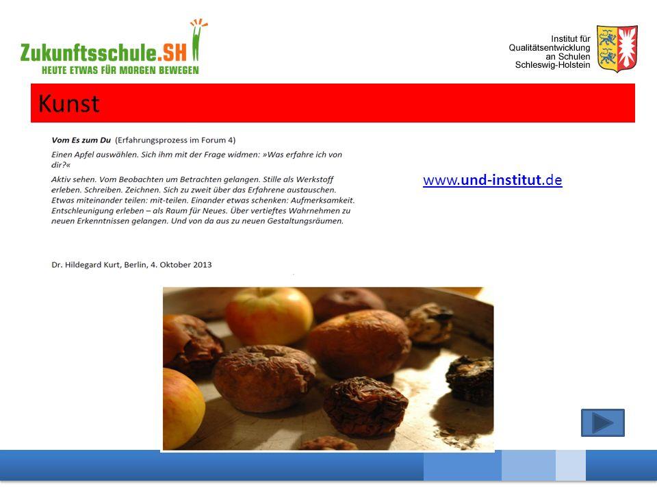 Kunst www.und-institut.de