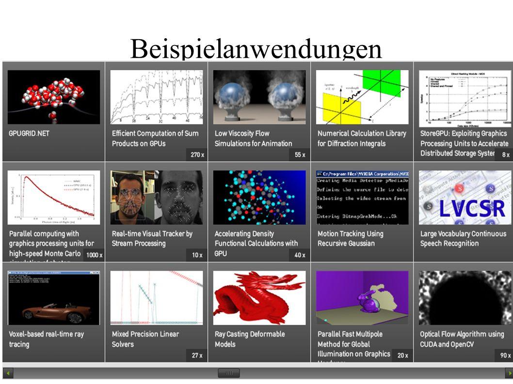 21.04.2009Christian Schwarz39 Beispielanwendungen