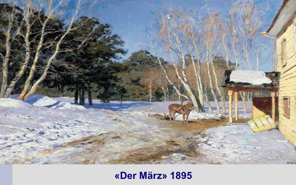 «Der März» 1895