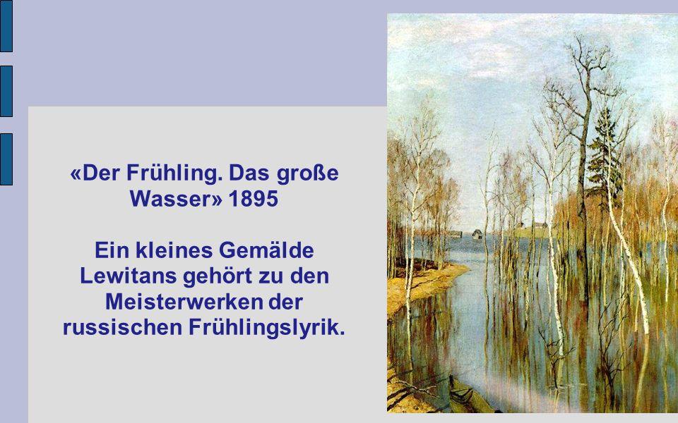 «Der Frühling.