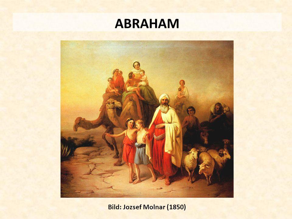 ABRAHAM Bild: Jozsef Molnar (1850)