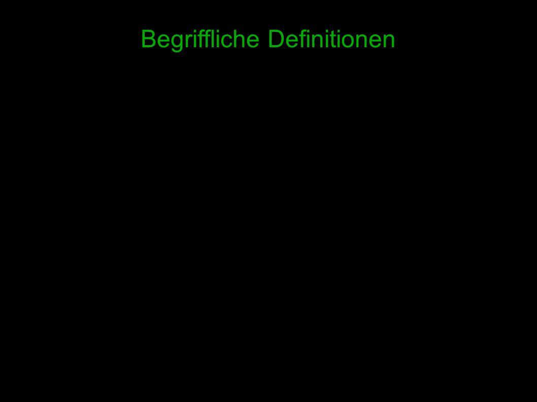 5 Begriffliche Definitionen ● Demokratie = direkte Demokratie ● Republik = i.d.R.