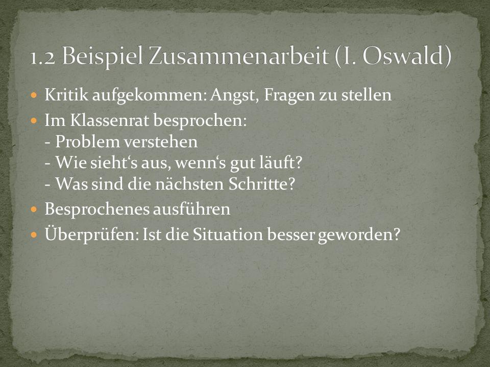 R.Bruhin..... ist eine unabhängige Ansprechsperson...