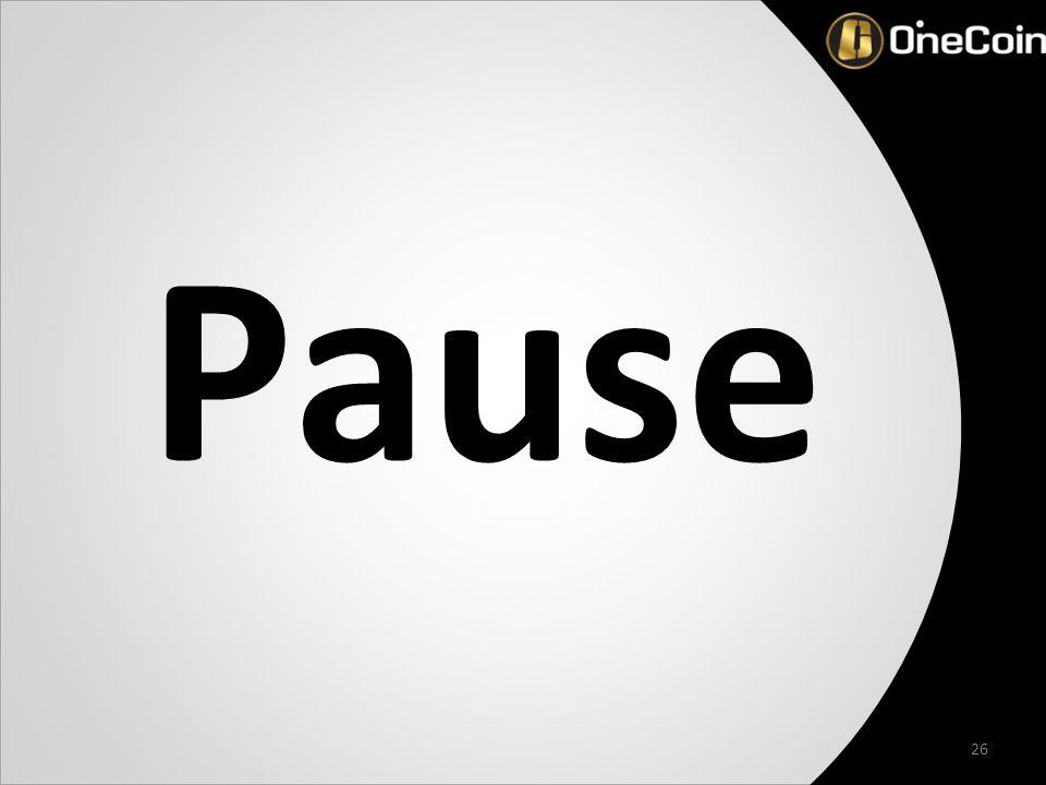 26 Pause