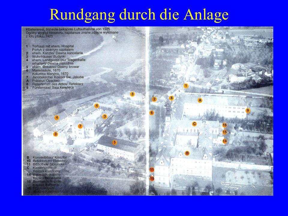 30-jähriger Krieg - Zahlungsunfähig 1307-40 Stiftskirche wird erbaut bis 1508 Mit kreuzförmiger Fürstenkapelle 1312 1534-65 Kg.