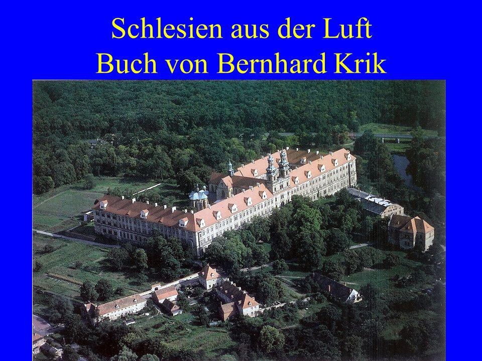 Schlesien aus der Luft Buch von Bernhard Krik