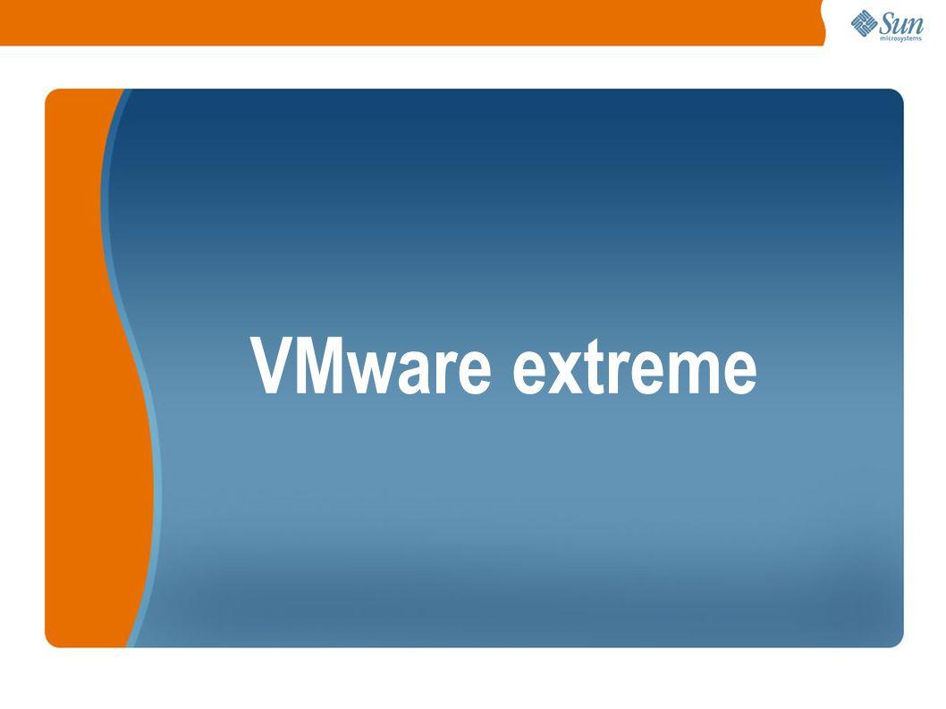 VMware extreme