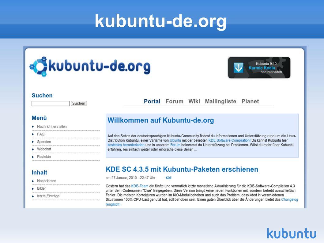kubuntu-de.org