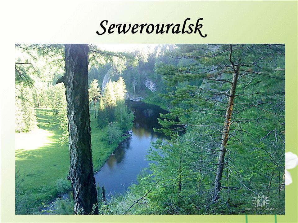 Willkommen in Sewerouralsk!