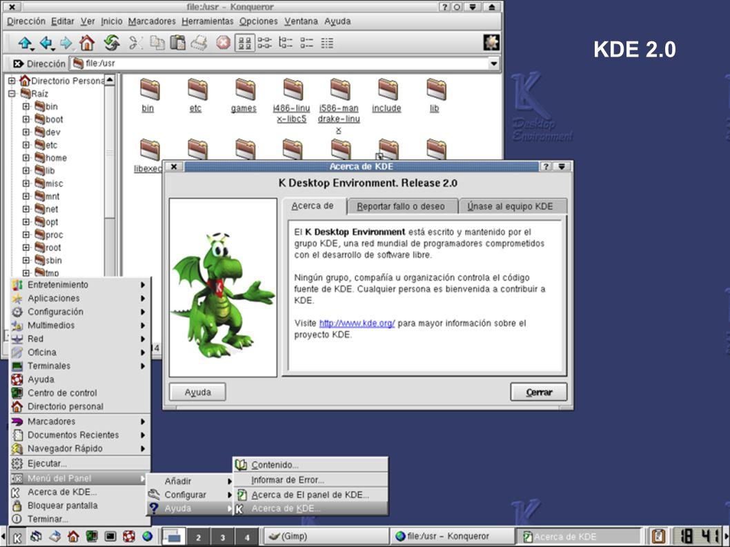 Thomas Thymwww.kde.org 20 Software Betriebssystemkern (z.