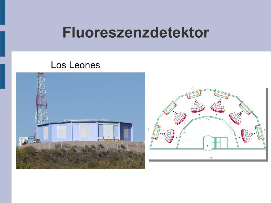 Fluoreszenzdetektor Los Leones