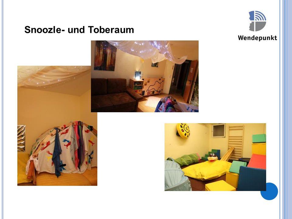 Snoozle- und Toberaum