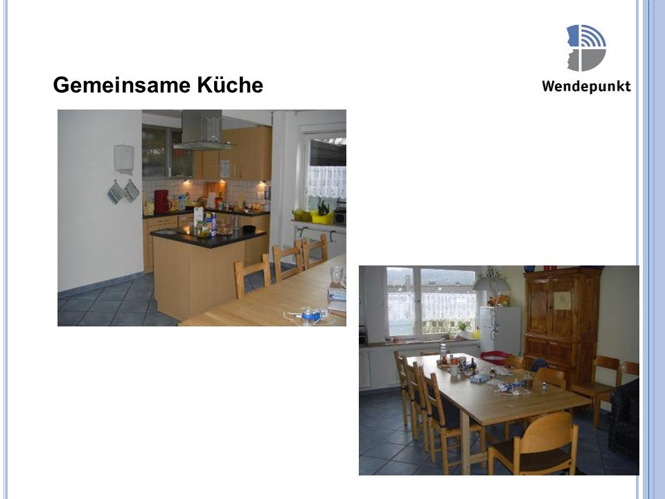 Gemeinsame Küche