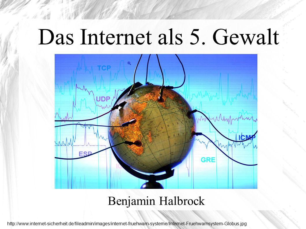 Das Internet als 5.