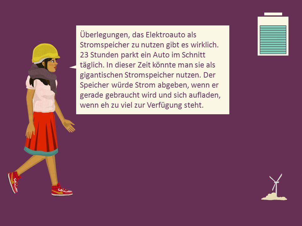 Hört sich zwar komisch an, ist aber so. In Berlin kann man an Laternen Ökostrom zapfen.