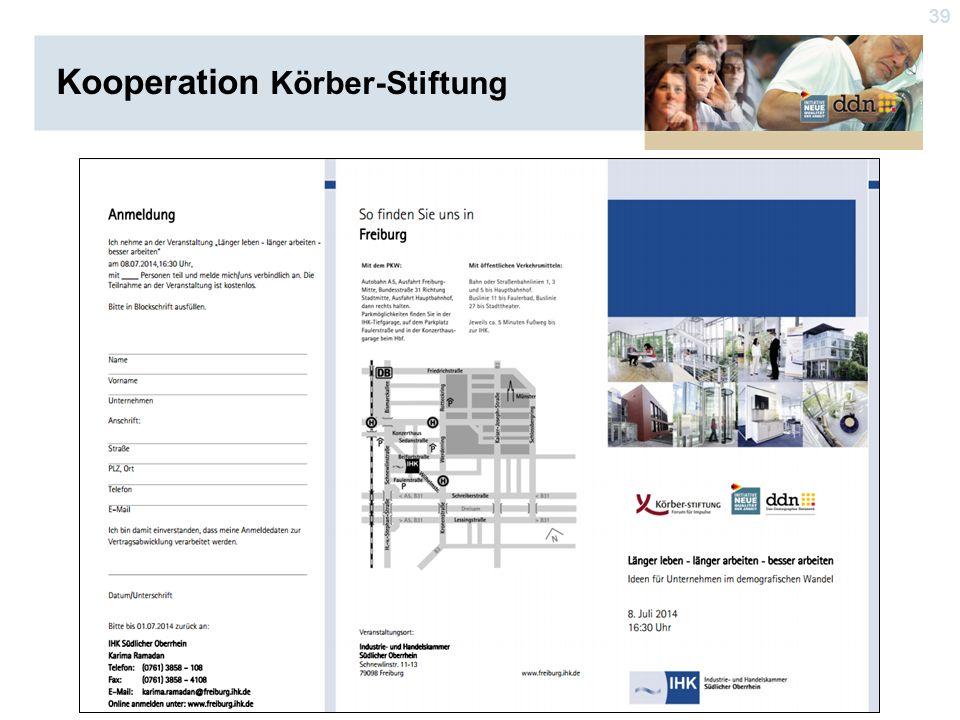 39 Kooperation Körber-Stiftung