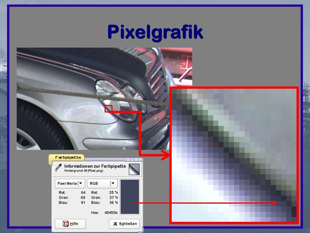 Pixelgrafik