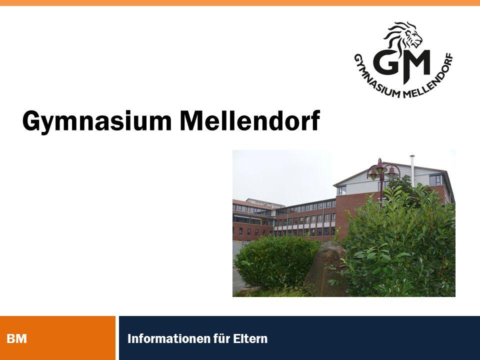 Gymnasium Mellendorf BM Informationen für Eltern