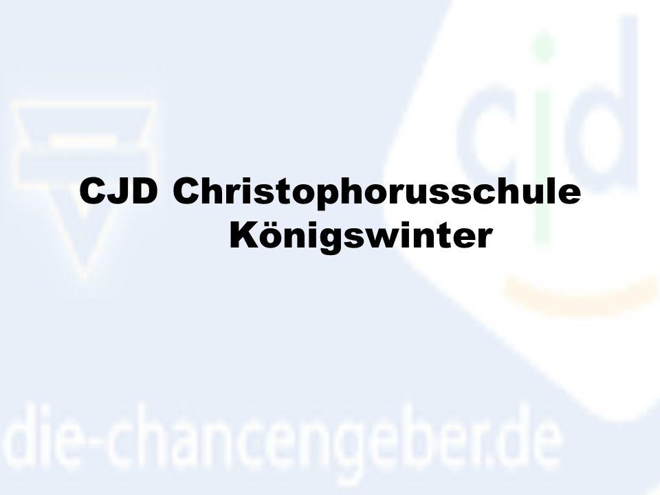 CJD Christophorusschule Königswinter