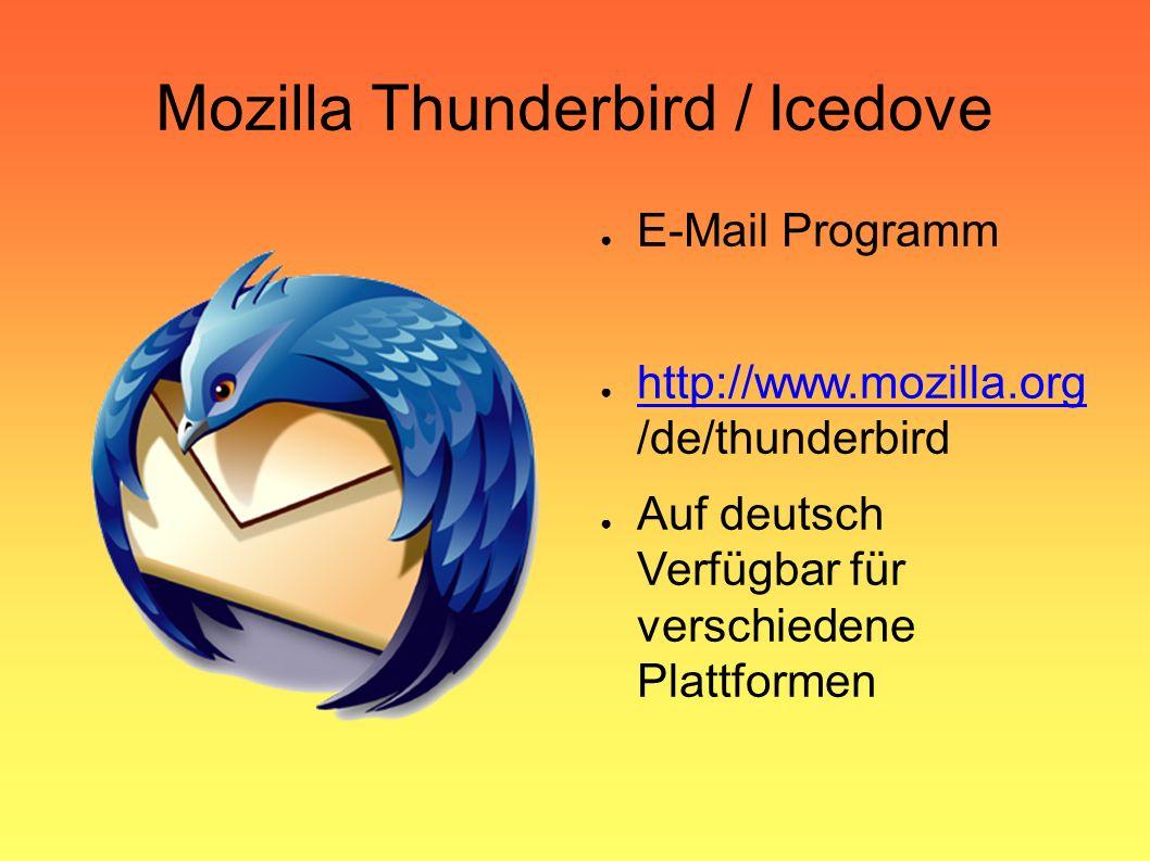 GnuPG (OpenPGP nach RFC 4880) ● GNU Privacy Guard ● http://www.gnupg.org/ http://www.gnupg.org/ ● Verfügbar für verschiedene Plattformen ● Webseite teilweise auf deutsch ● Projekt Aegypten: S/MIME (X.509 Zertifikate) in GnuPG 2