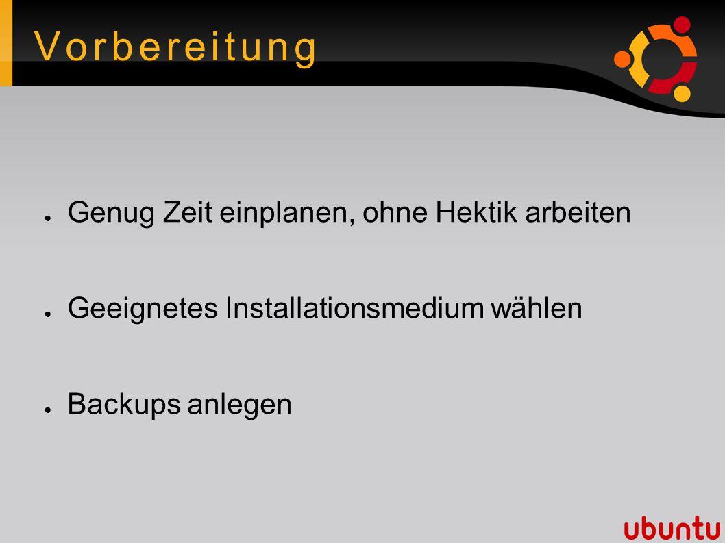 Viel Spass mit: ● Ubuntu ● Kubuntu ● Xubuntu ● Edubuntu ● ubuntustudio ● Mythbuntu ● Fluxbuntu ● gobuntu