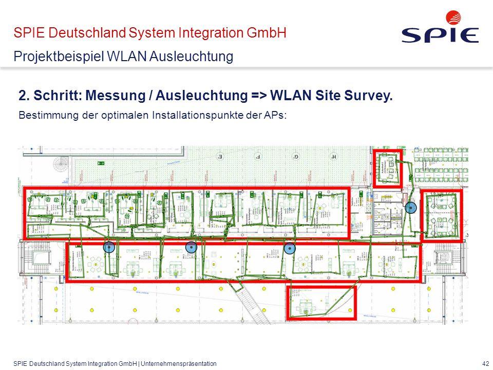 SPIE Deutschland System Integration GmbH | Unternehmenspräsentation 42 2.