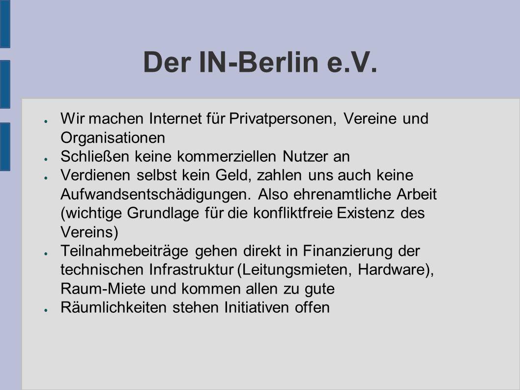 Der IN-Berlin e.V.