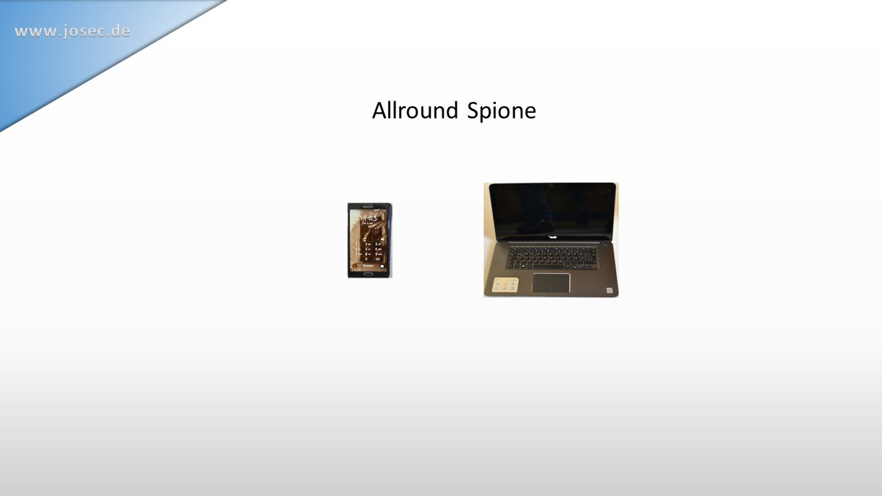 Allround Spione