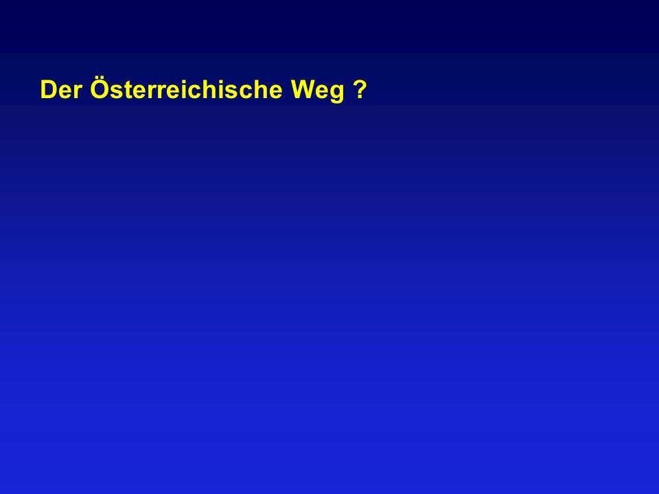 Der Österreichische Weg ?