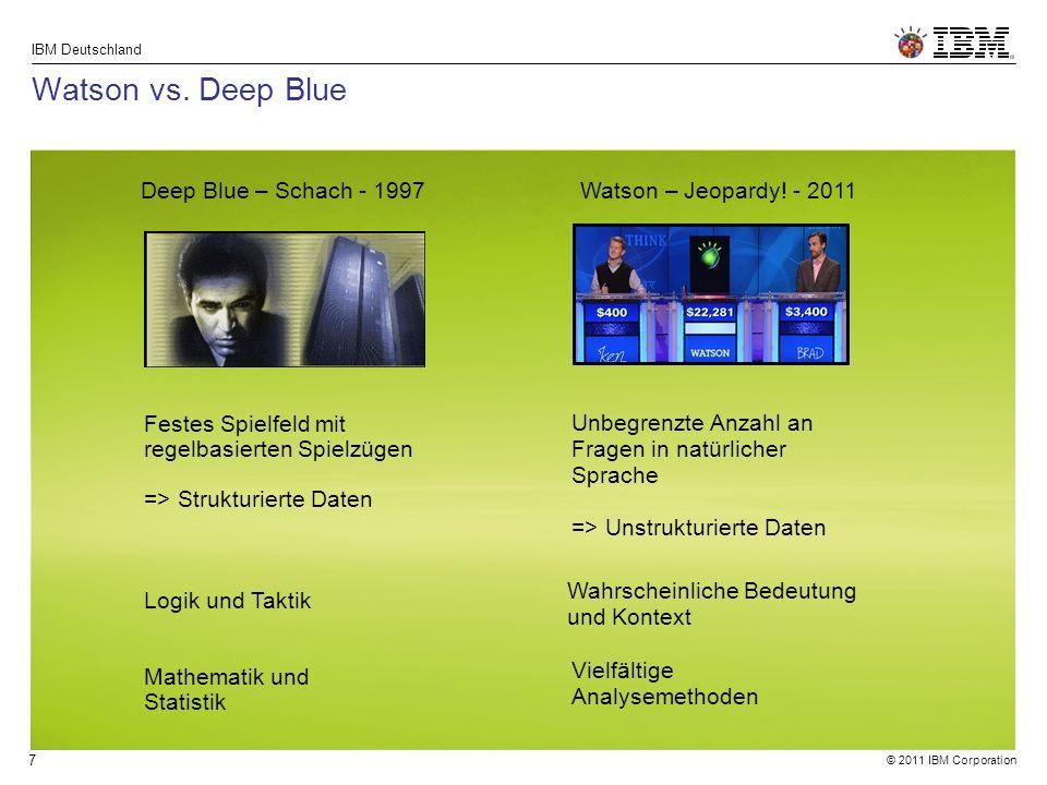 © 2011 IBM Corporation IBM Deutschland 18 6.