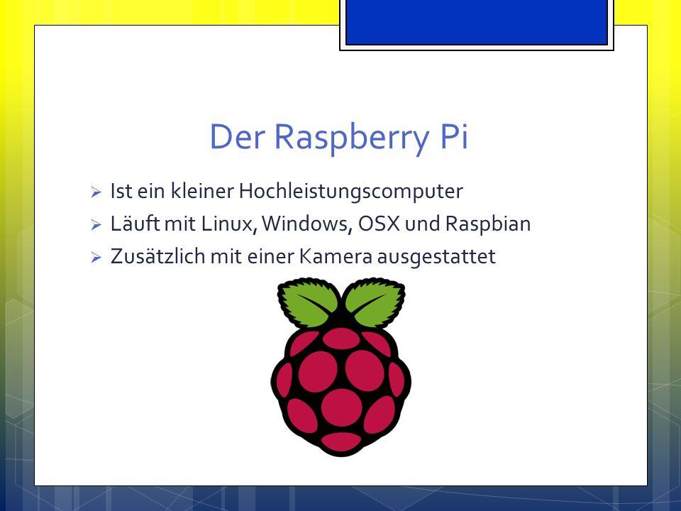 Das Betriebssystem