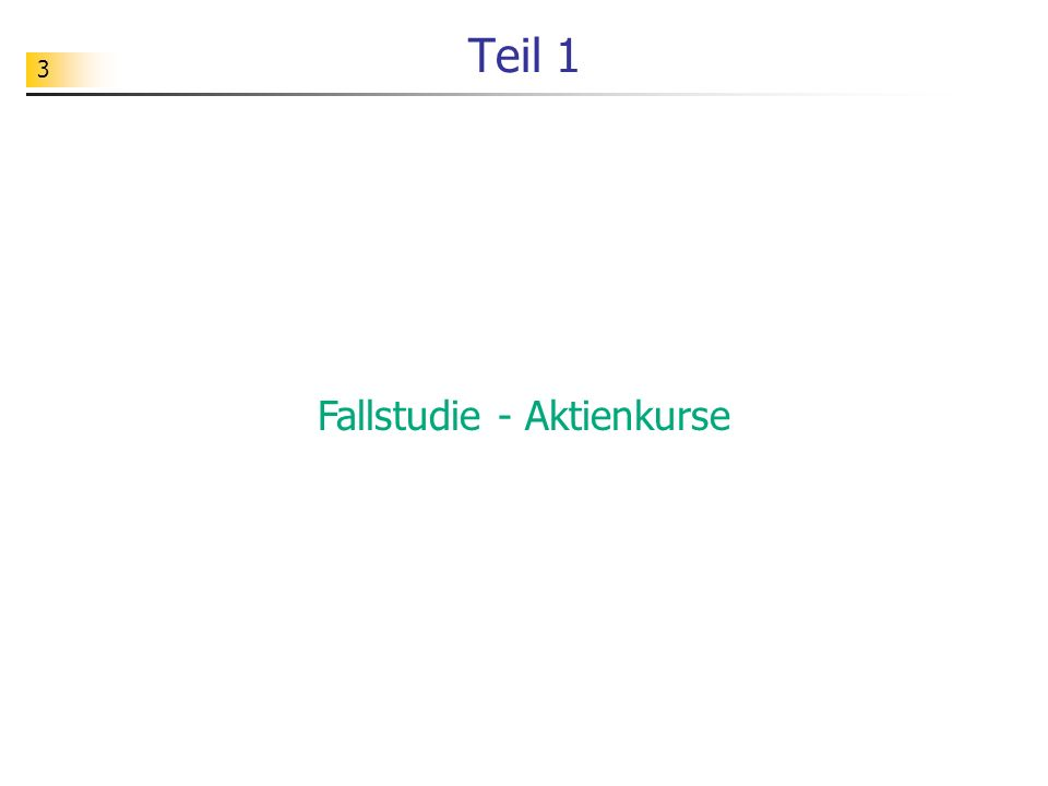 44 Ziehung automatisiert erzeugen Aufgabe: Entwickle eine Funktionsdefinition für eine (oder beide) Version(en) der Datenverwaltung.