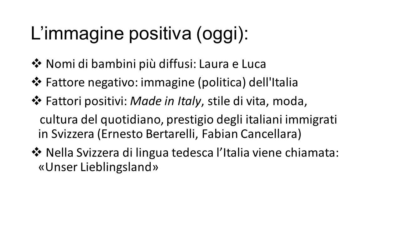 L'Italia in Svizzera è moda, design, creatività, trasgressione, e tanto altro…