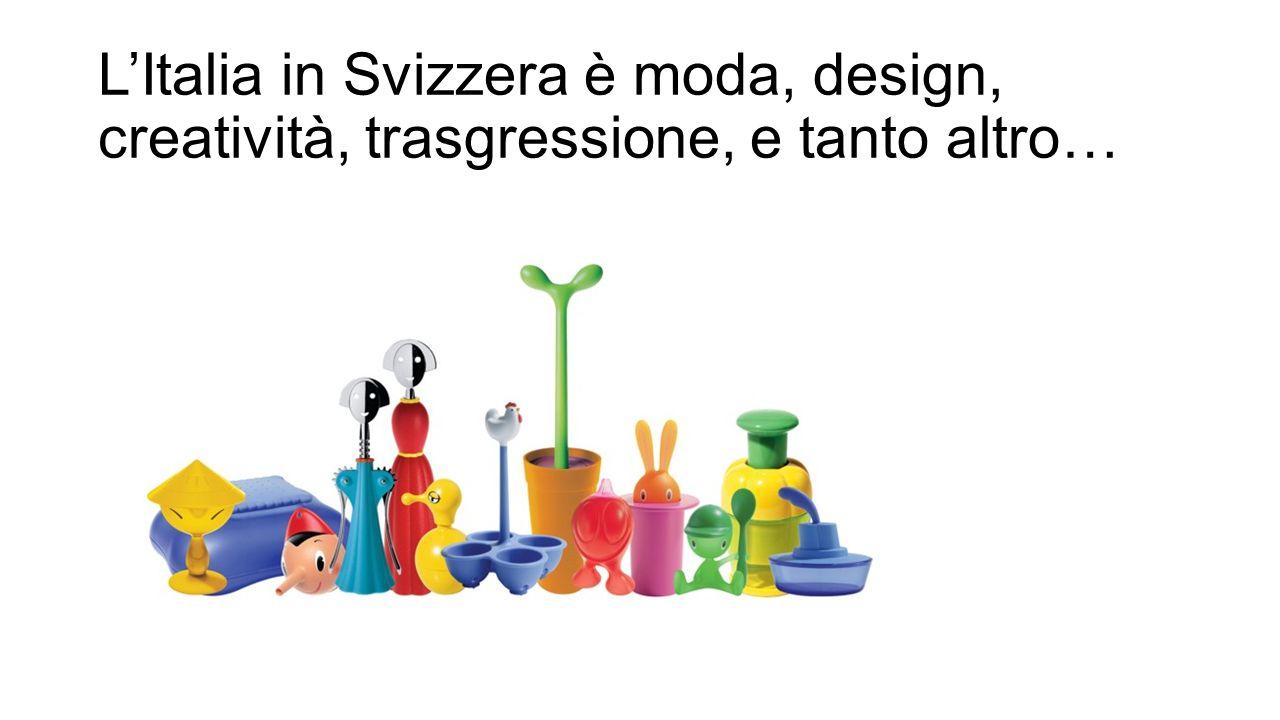 Italienische Esskultur in der Schweiz  «Die Beliebtheit der italienischen Esskultur ist ein wichtiger Imagefaktor, d.h.