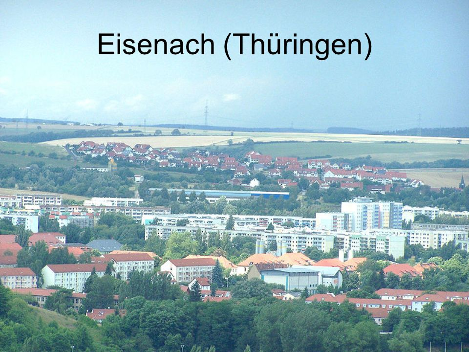 Eisenach (Thüringen)