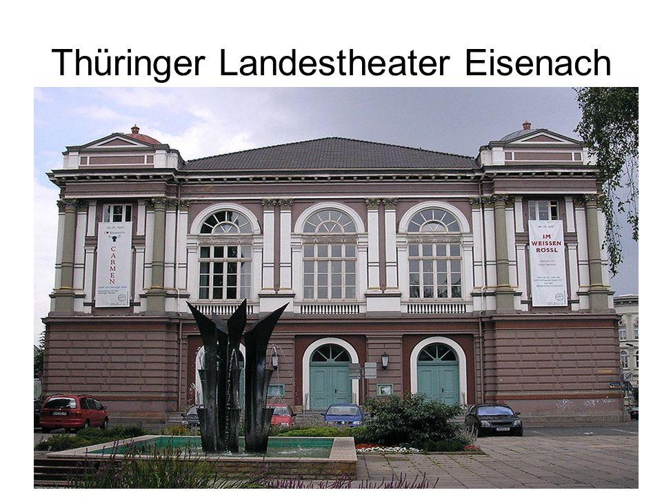 Thüringer Landestheater Eisenach
