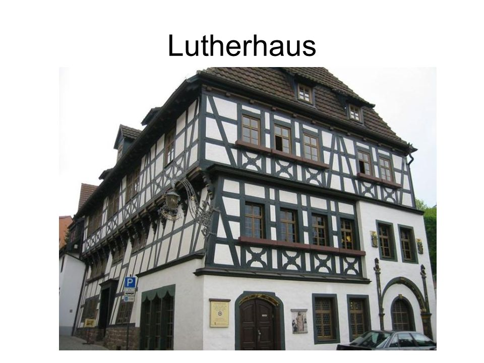 Lutherhaus
