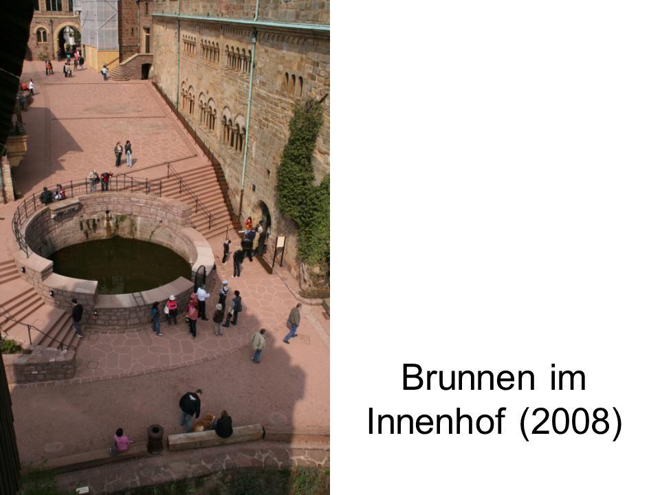 Brunnen im Innenhof (2008)