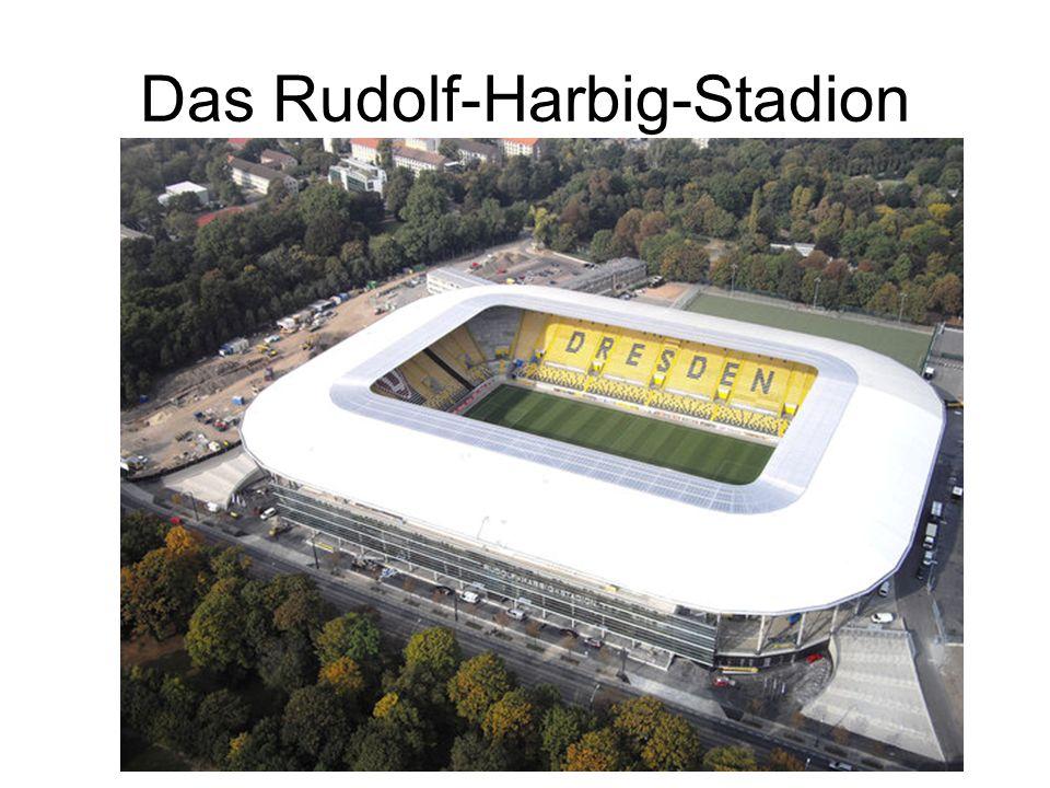Das Rudolf-Harbig-Stadion