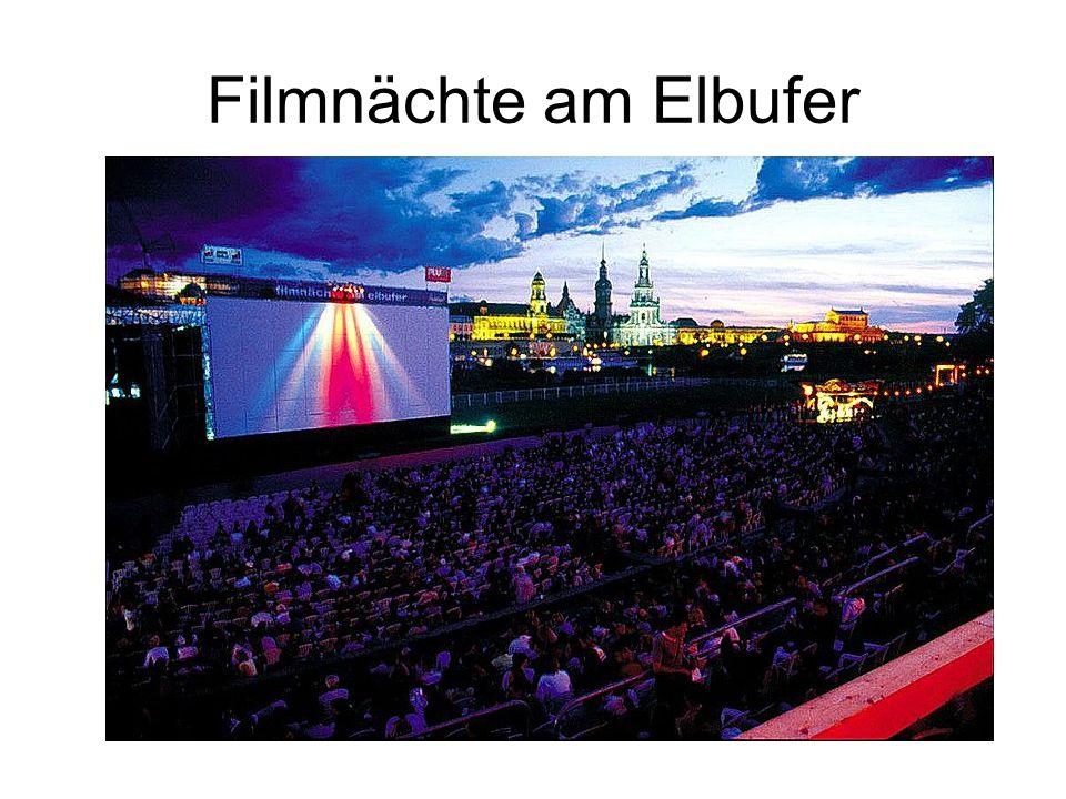 Filmnächte am Elbufer