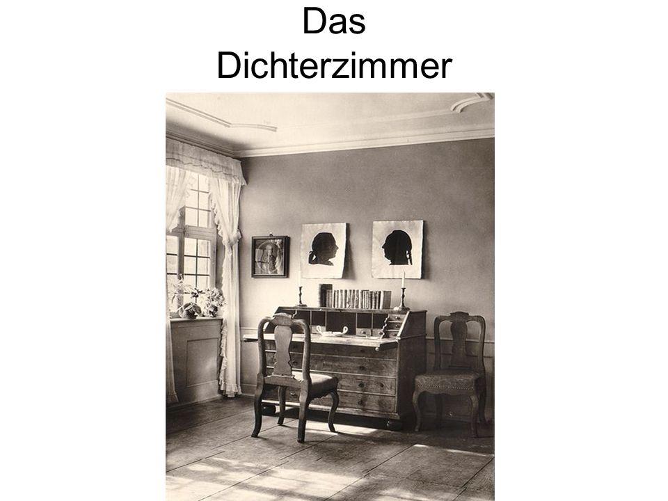 Das Dichterzimmer