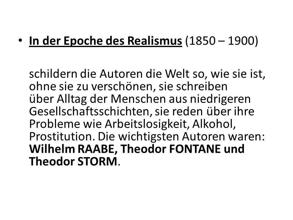 LÖSUNG Aufgabe 3: Novalis – H.Heine – Brüder Grimm – G.