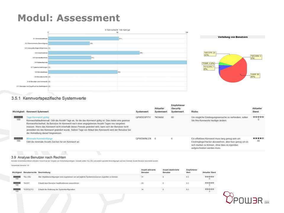Modul: Assessment