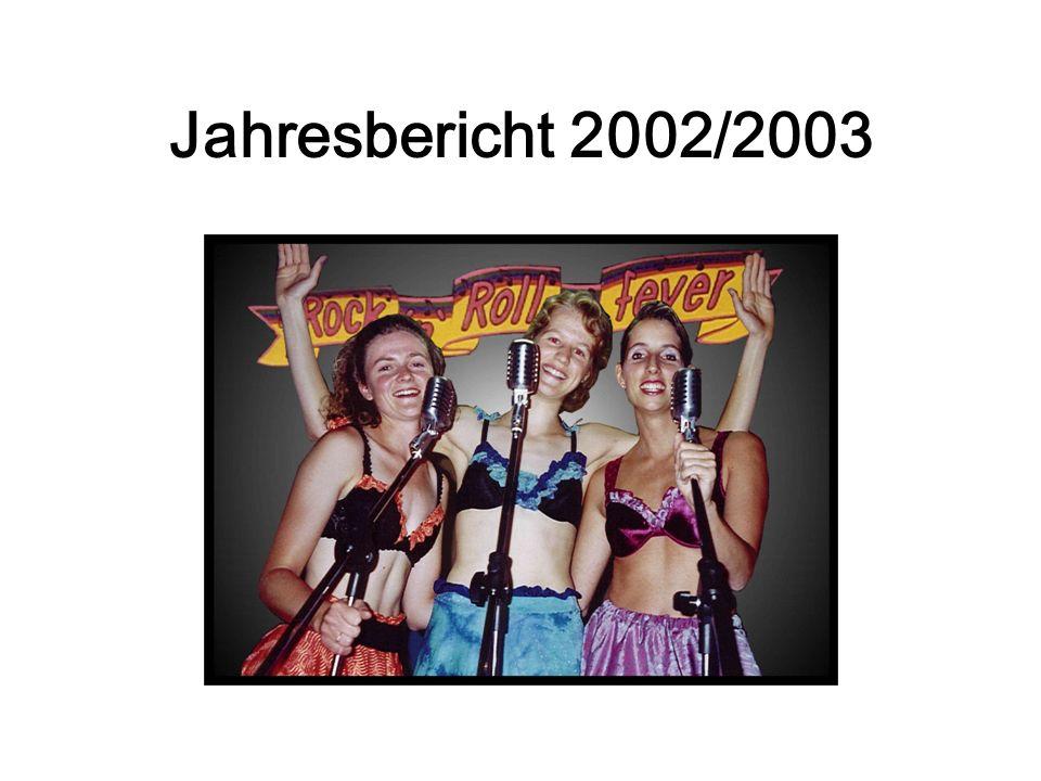 06.10.2002 Brunch bei Familie Seiler. Nach einer Puzzle-Runde ging es ab zum Winzerumzug!