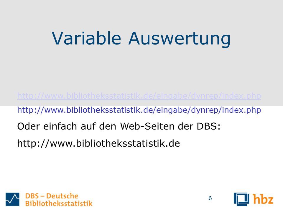 7 DBS- Bibliothekssuchmaschine  Prototyp für Bibliothekartag 2008 Prototyp  Idee: Die DBS hat sicher eine der größten Bibliotheksadressdatenbanken in Deutschland.