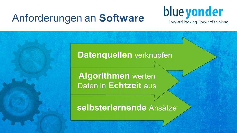 Anforderungen an Software