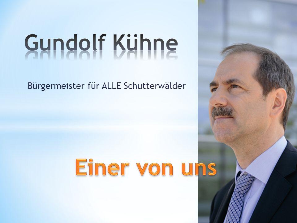Bürgermeister für ALLE Schutterwälder