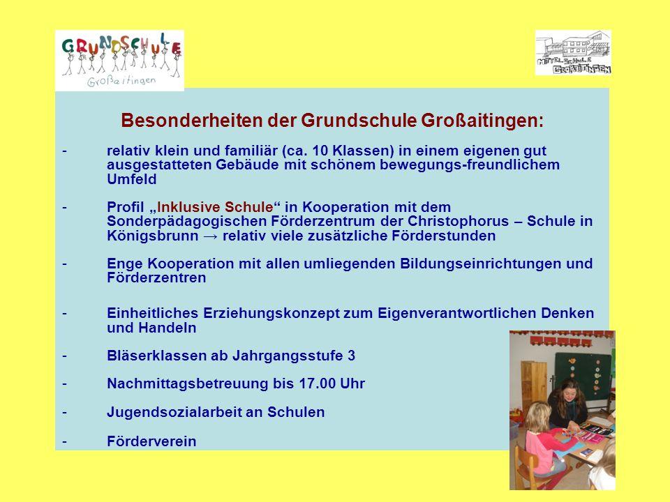 In der Schule Beobachtung in der Klasse Beobachtung in Einzelsituation Elterngespräch Evtl.