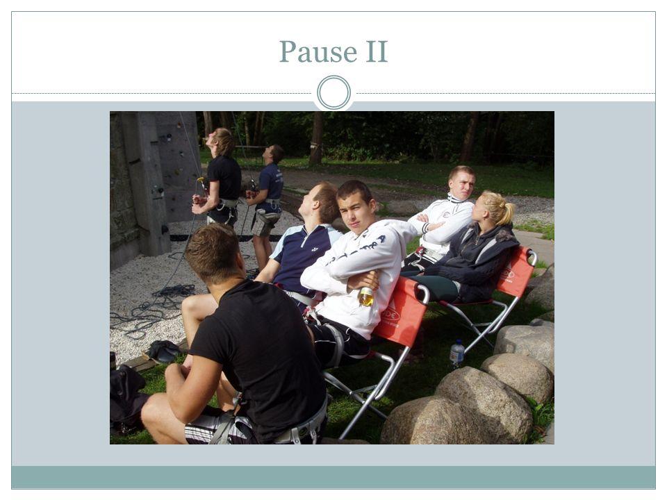 Pause II